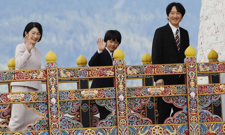 Así queda la línea sucesoria de Japón tras la entronización de Naruhito