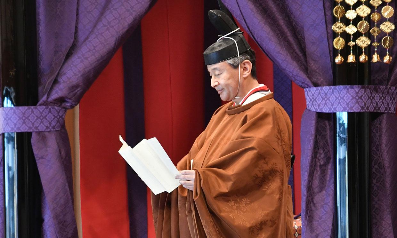 2.000 invitados, 12 capas de kimono... En cifras, la ascensión de Naruhito al trono
