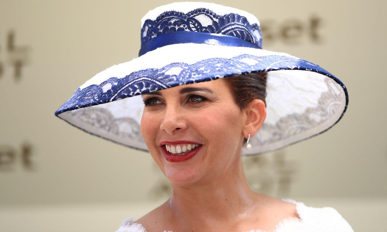En medio del huracán de su divorcio, la princesa Haya recibe una buena noticia