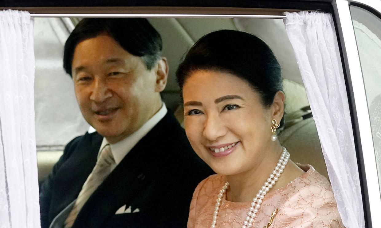 Masako de Japón celebra su primer cumpleaños como Emperatriz