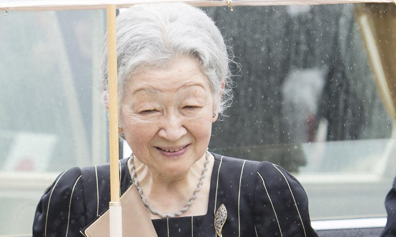 Preocupación por el estado de salud de Michiko de Japón