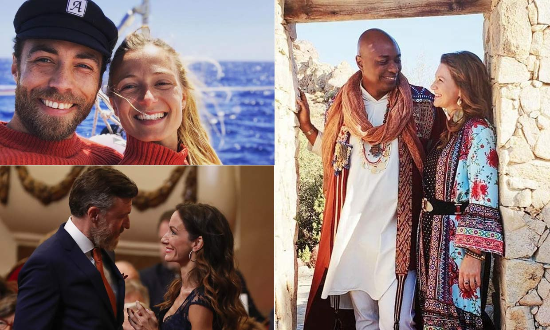 Las nuevas parejas 'reales' que se formaron en 2019