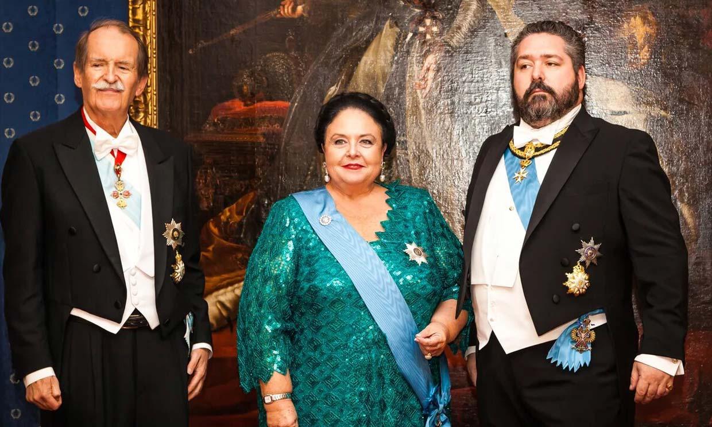 Los Románov regresan a Tsaritsyno, el palacio 'maldito' de Catalina la Grande