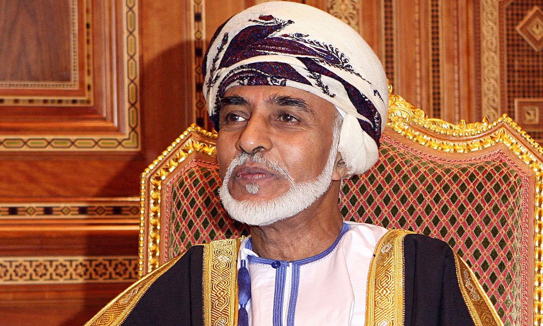 Fallece el sultán de Omán, Qabús bin Said, a los 79 años