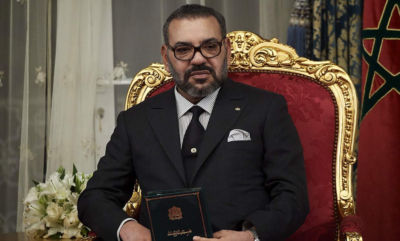 Mohamed VI, víctima de un robo millonario en Palacio por el que han detenido a 25 personas