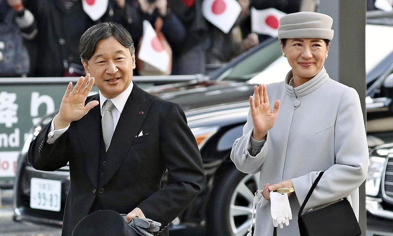 La crisis por el coronavirus obliga al emperador de Japón a cancelar un acto con motivo de su cumpleaños