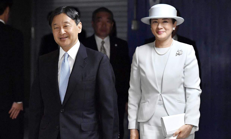 Naruhito de Japón, sobre la salud de su esposa Masako: 'Aún tiene altibajos'