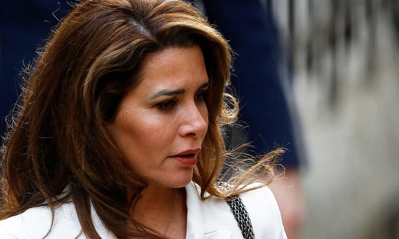 Haya de Jordania reaparece en los tribunales para continuar su lucha contra el emir de Dubái