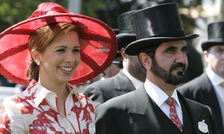 El emir de Dubái se niega a hacer pública la resolución judicial de su divorcio con Haya de Jordania