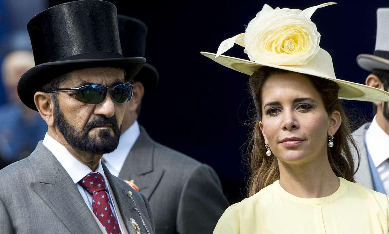 Revés judicial para el emir de Dubái en el proceso de divorcio de Haya de Jordania