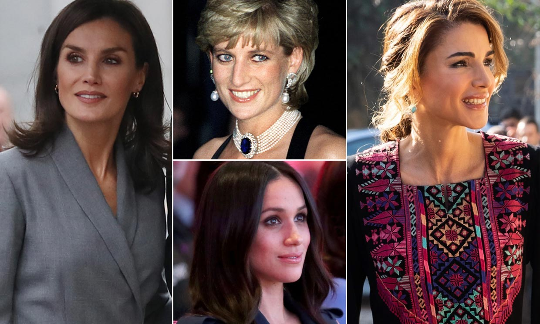 Día Internacional de la Mujer: nueve reinas y princesas empoderadas antes que Meghan