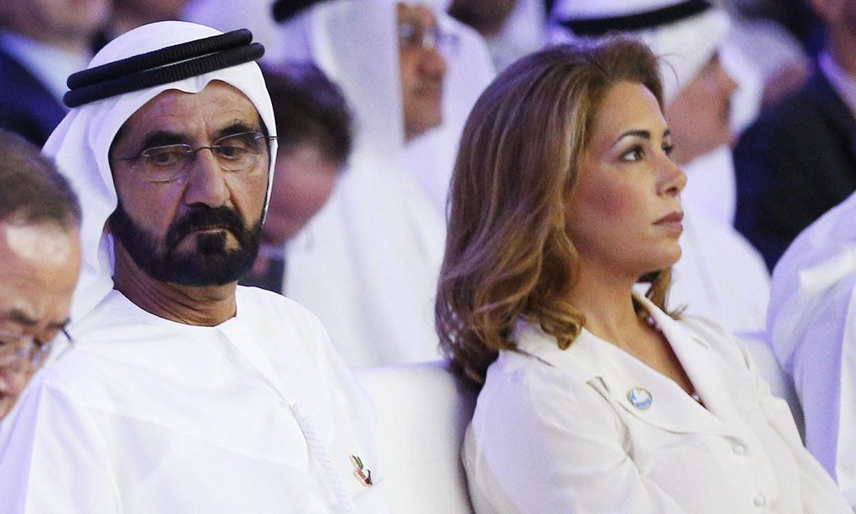 La justicia británica sentencia que el emir de Dubái secuestró a dos de sus hijas