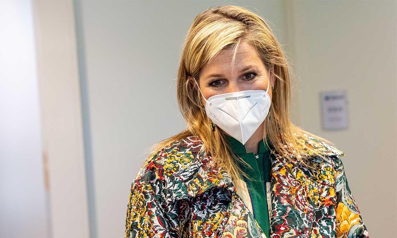 De la visita de Máxima de Holanda a los espaguetis de Sophie de Wessex, la realeza ayuda en la crisis