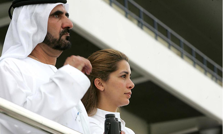 La batalla pendiente entre la princesa Haya y el emir de Dubái