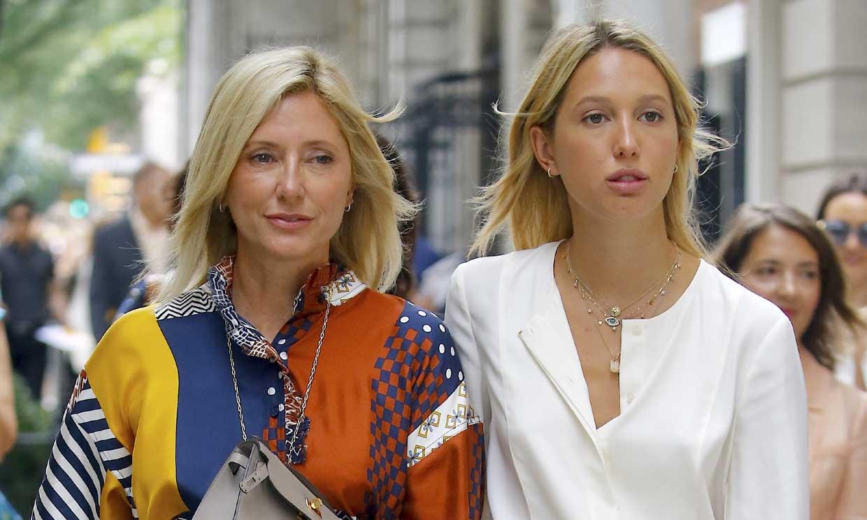 La tierna imagen con la que Marie-Chantal de Grecia felicita a su hija Olympia