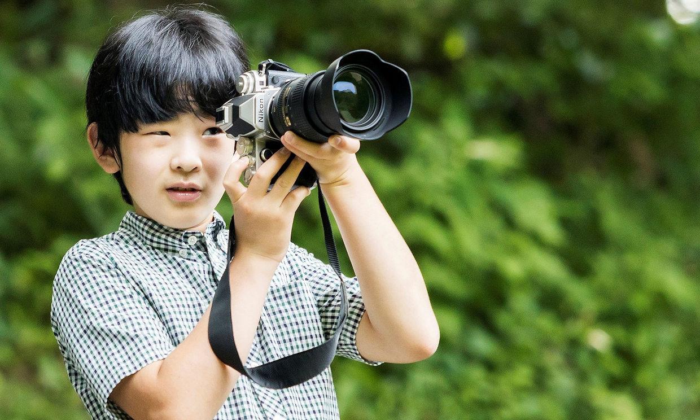 Hisahito de Japón 'enfoca' el futuro en su 14º cumpleaños