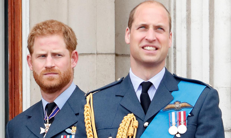 El príncipe Harry tiene la competencia en casa: su hermano Guillermo
