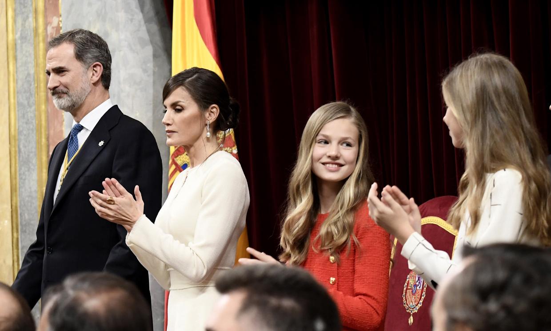 El sueldo de Amalia de Holanda plantea la pregunta: ¿qué está previsto para la princesa Leonor?