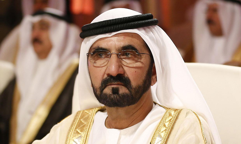El emir de Dubái, voluntario para probar la vacuna contra el Covid-19