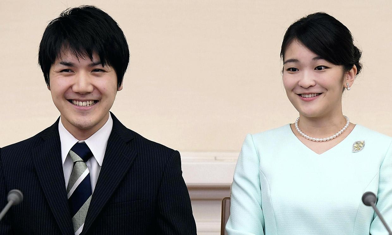 ¡Habrá boda! Mako de Japón y Kei Komuro siguen adelante con sus planes aún sin fecha