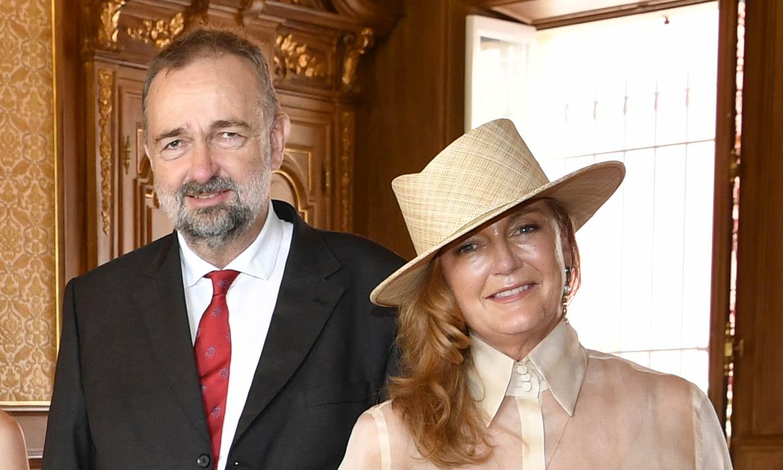 Carlos de Habsburgo revela que se ha divorciado de Francesca Thyssen