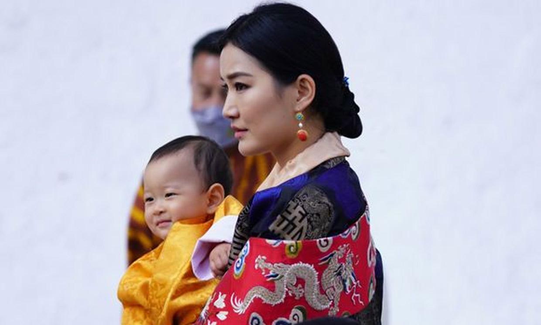 Los 'príncipes dragones' conquistan al mundo en el Día Nacional de Bután