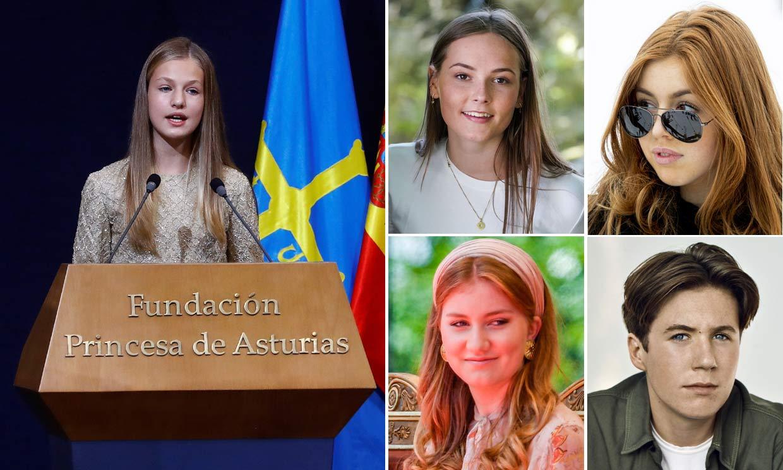 Una nueva generación de 'royals' pide paso