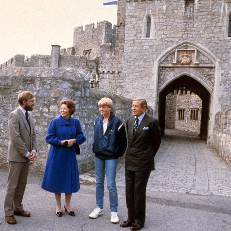 Guillermo de Holanda y Elisabeth de Bélgica: otros 'royals' que estudiaron en el colegio de Leonor