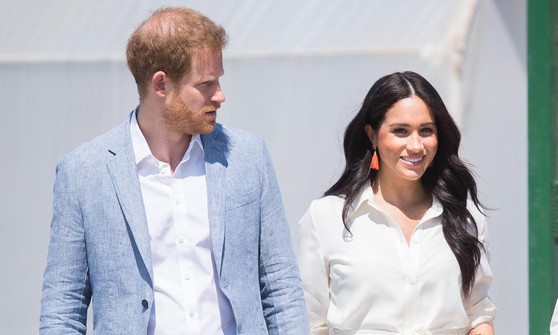 El gesto con el que los duques Sussex demuestran que no han roto todos los puentes con la realeza británica