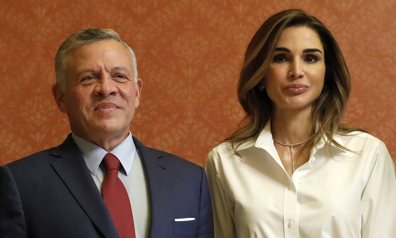 Abdalá de Jordania habla por primera vez de su hermanastro tras la grave crisis provocada en la corte