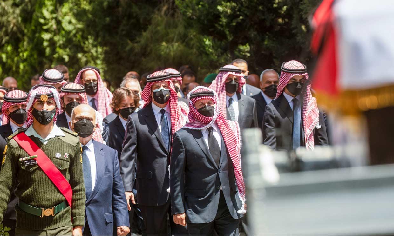 Nuevo revés para el rey Abdalá que pierde a su tío, el Príncipe Muhammed bin Talal de Jordania
