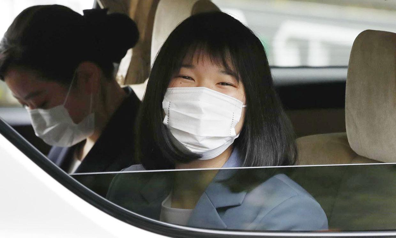 Aiko de Japón reaparece muy cambiada con un nuevo 'look'