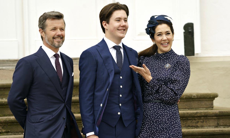 Ingrid de Noruega, Christian de Dinamarca... recordamos la Confirmación de otros príncipes europeos