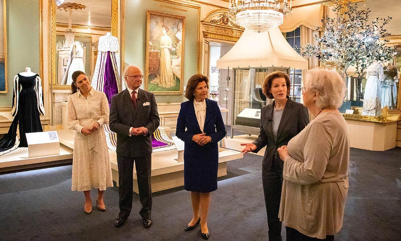 De Estocolmo a Windsor pasando por Madrid: los palacios de toda Europa se abren para contar nuevas historias