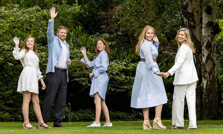 Así se preparan las Familias Reales para unas ansiadas vacaciones de verano
