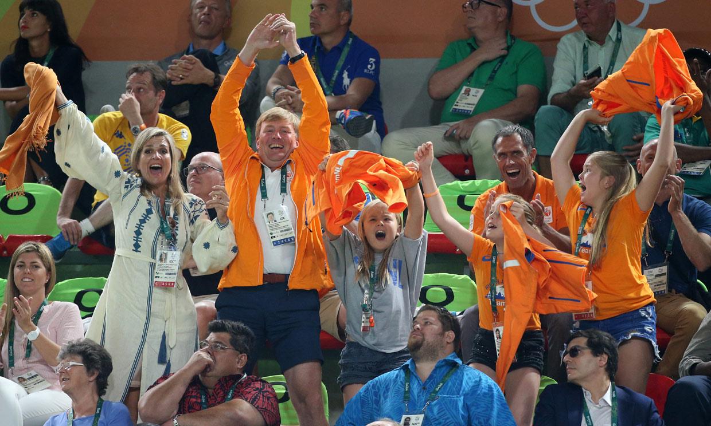 Los royals y su pasión por los Juegos Olímpicos que merece la pena recordar