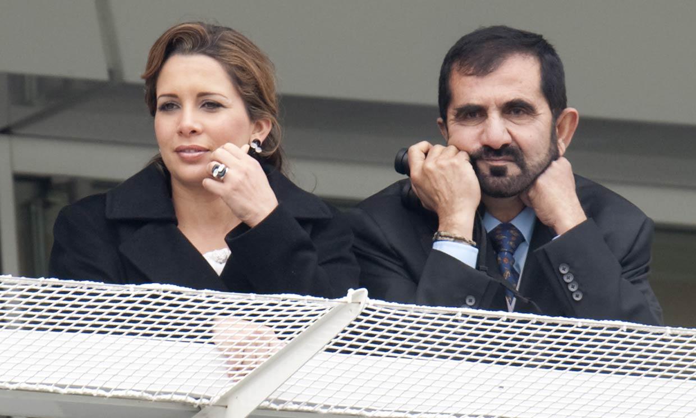 Espionaje, temor a un secuestro... Los escabrosos detalles del divorcio del emir de Dubái y la princesa Haya