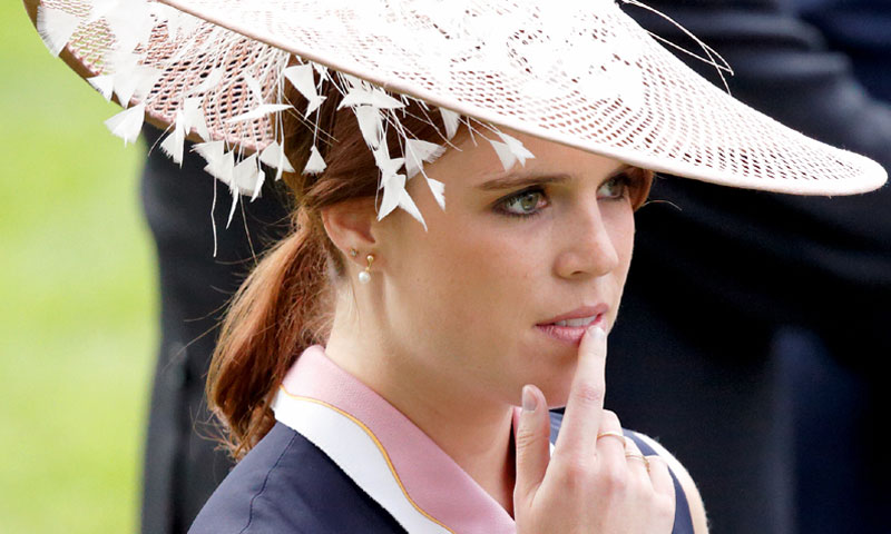 Un miembro de la Familia Real británica no asistirá a la boda de Eugenia de York