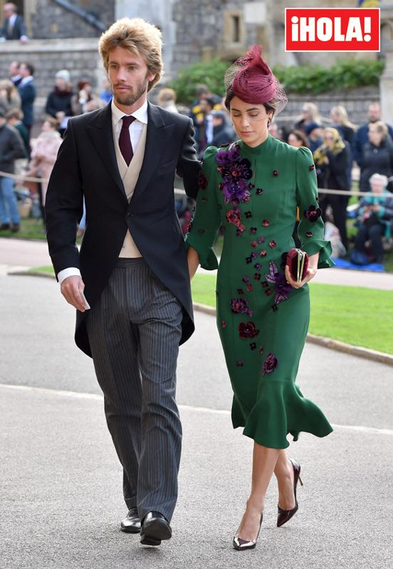 Alessandra y Christian de Hannover