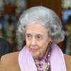 Fabiola de Bélgica reaparece, con un magnífico aspecto, en el Día del Rey