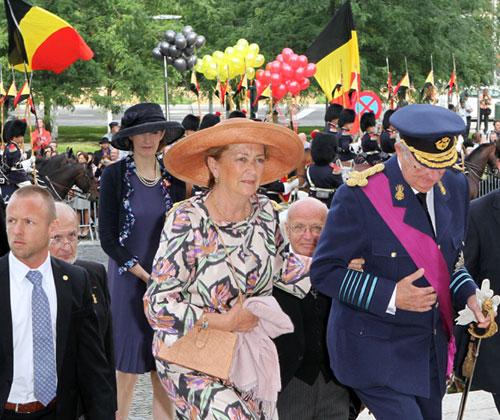 La Casa Real belga desmiente los rumores sobre una pronta sucesión en el trono