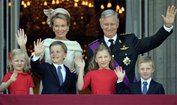 Por primera vez el Gobierno belga detalla el presupuesto de la Casa Real