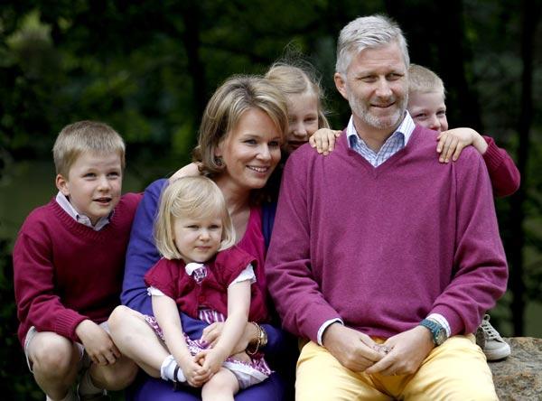 Felipe de Bélgica pide guardaespaldas para todos sus hijos después de la amenaza de secuestro a la princesa Elisabeth