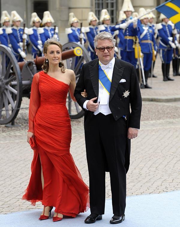 Laurent de Bélgica escribe una carta de amor a su esposa, la princesa Claire