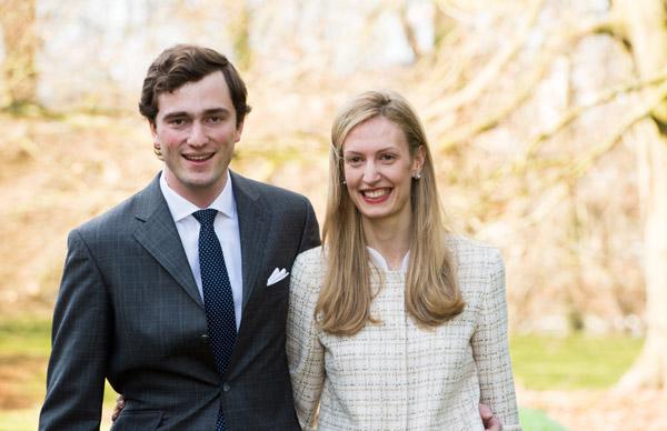 La reina Paola se vuelca en la organización de la boda de su nieto Amadeo de Bélgica
