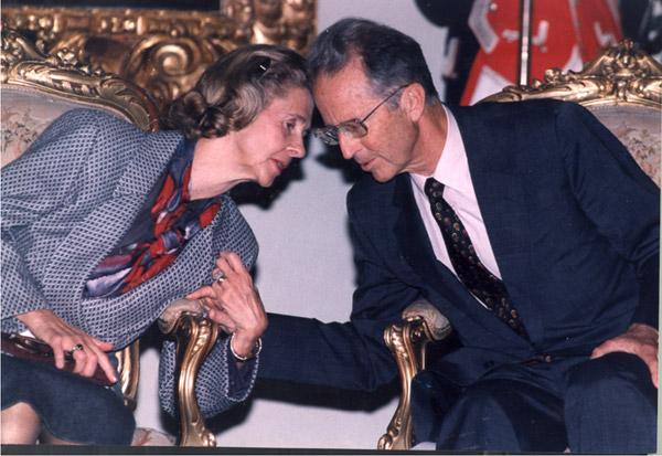 Del palacio Zurbano de Madrid a ser reina de los Belgas