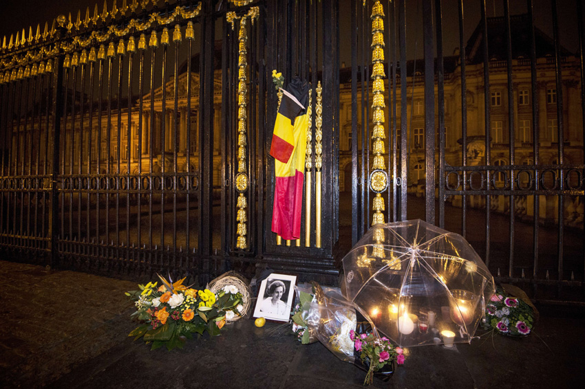 Fabiola de Bélgica pasó sus últimas horas con vida rodeada del cariño de sus seres queridos