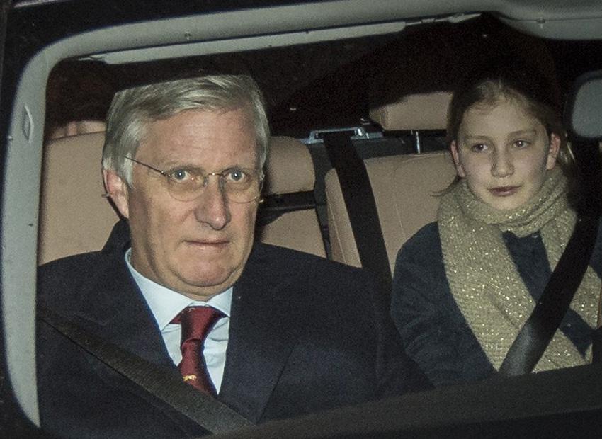 La tristeza de la Familia Real belga tras la muerte de su querida Fabiola
