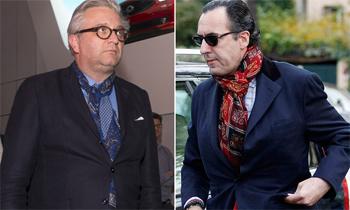 Laurent de Bélgica: ¿siguiendo consejos de moda de Jaime de Marichalar?