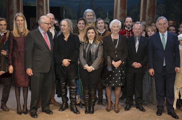 Alberto y Paola de Bélgica, menos reyes y más abuelos